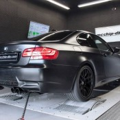 mcchip m3 1 175x175 at Mcchip DKR BMW M3 E92 in Matt Black