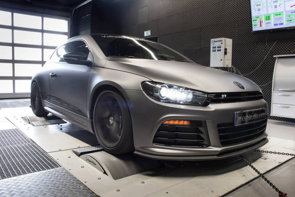Mcchip Dkr Vw Scirocco R Stage 3