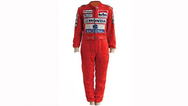 senna suit 600x338 at In Memory of Ayrton Senna