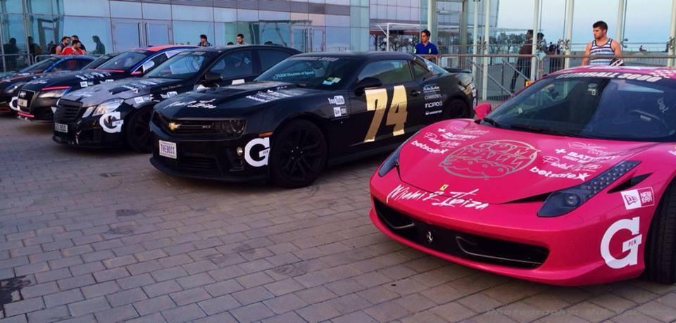2014 Gumball 3000 Rally - Motorward Exclusive