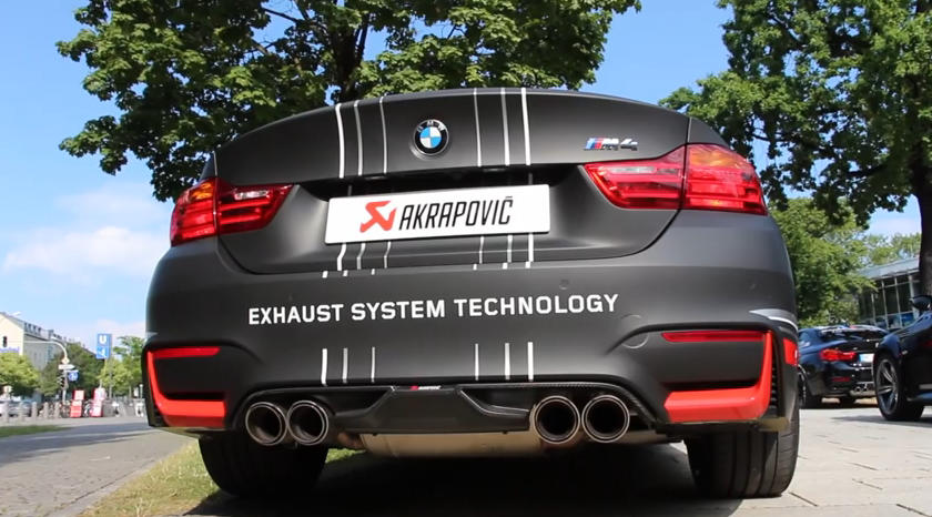 this is what akrapovic bmw m4 sounds like. Black Bedroom Furniture Sets. Home Design Ideas