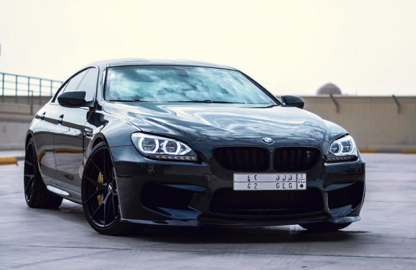 ByDesign BMW M6 Gran Coupe 0 600x389 at ByDesign BMW M6 Gran Coupe on HRE Wheels