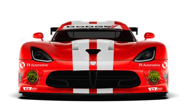 Dodge Viper SRT GTS R 1 600x359 at Five Places Where Street Car Racing Is Legal in the US