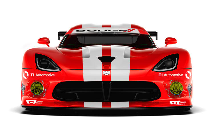 Dodge Viper SRT GTS R 1 at Five Places Where Street Car Racing Is Legal in the US