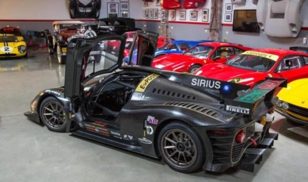 James Glickenhaus Garage 1 600x355 at James Glickenhaus Garage Is Ferrarivana