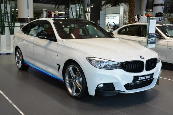 M Performance BMW 3 Series GT 0 600x400 at BMW 3 Series GT M Performance – Still Ugly?