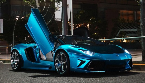 MANSORY First Emperor 0 600x343 at Mansory Aventador First Emperor in Tokyo