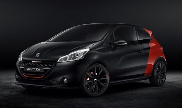 Peugeot 208 GTi 30th 1 600x355 at Peugeot 208 GTi 30th Anniversary Edition Revealed