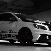 Wald Mercedes A Class Black Bison 4 175x175 at Wald Mercedes A Class Black Bison Revealed
