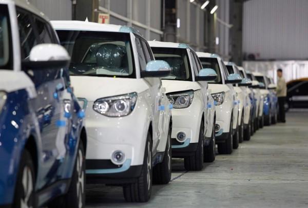 kia soul ev production 1 600x405 at Kia Soul EV Enters Production