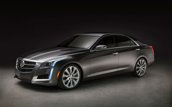 2014 cadillac cts 1 600x375 at 2014 Cadillac CTS: A Quadruple Crown Winner in the Midsize Luxury Class