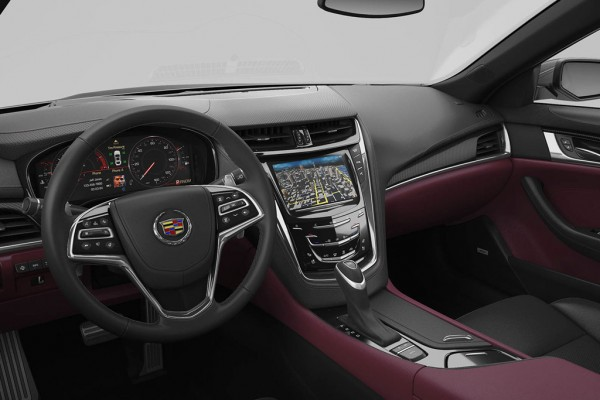 2014 cadillac cts 2 600x400 at 2014 Cadillac CTS: A Quadruple Crown Winner in the Midsize Luxury Class