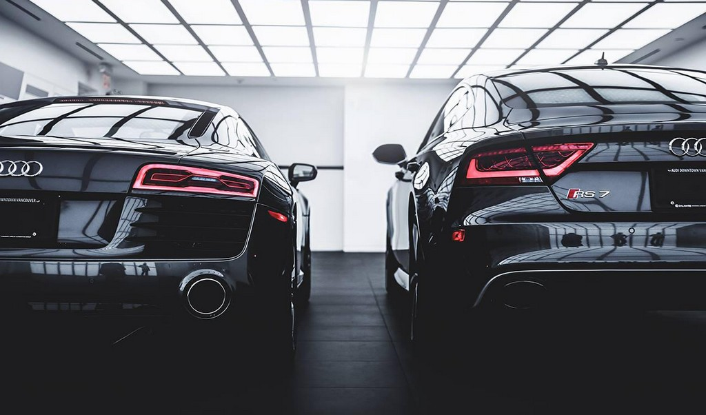 Audi Powerhouse Photoshoot By Marcel Lech