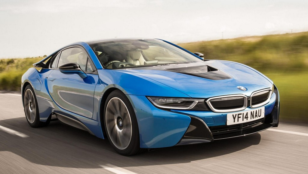 2015 Bmw I8 Uk Pricing And Specs