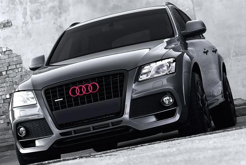 Kahn Design Audi Q5 in Brilliant Black