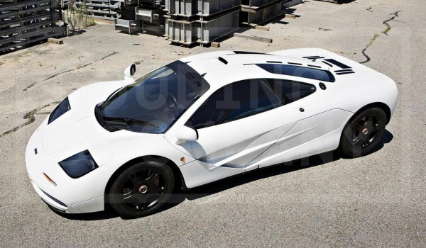 F1 auc 0 600x350 at Would You Pay $12 Million for a McLaren F1?