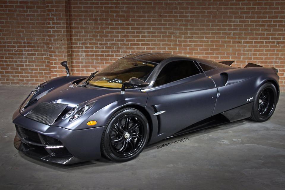 Gi Motorsports Pagani Huayra Is a Beast