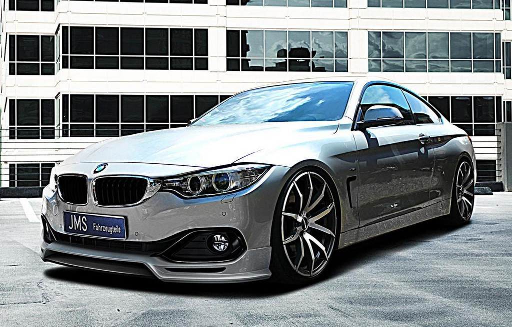 Jms Bmw 4 Series Tuning Kit