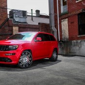 Jeep SRT8 on Forgiato 2 175x175 at Jeep Cherokee SRT8 Rolling on 24s from Forgiato Wheels