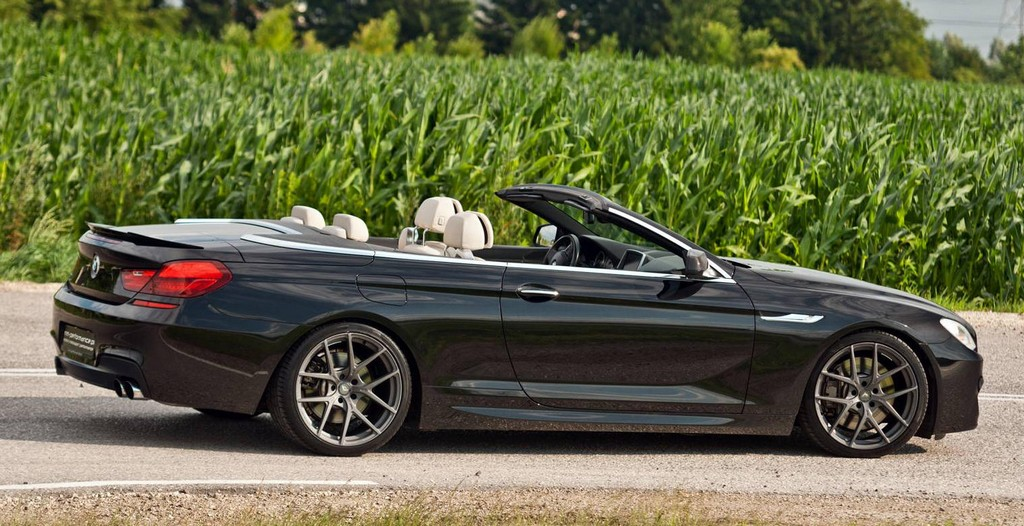 Bmw 650 Sound >> MM-Performance BMW 650i Cabrio
