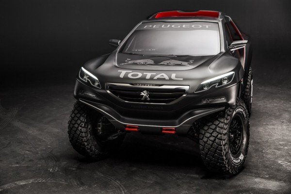 Peugeot 2008 DKR Specs 600x400 at Peugeot 2008 DKR Specs Revealed