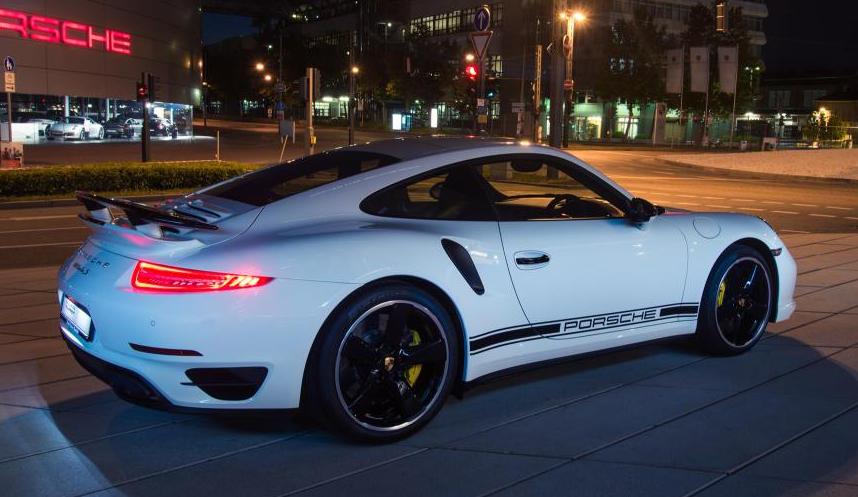 Porsche 911 Turbo S Gb Edition By Porsche Exclusive