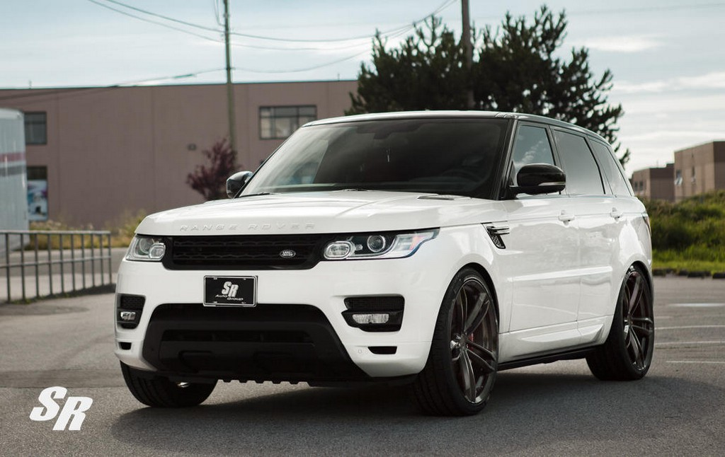Range Rover Sport Looks Sublime on 24s