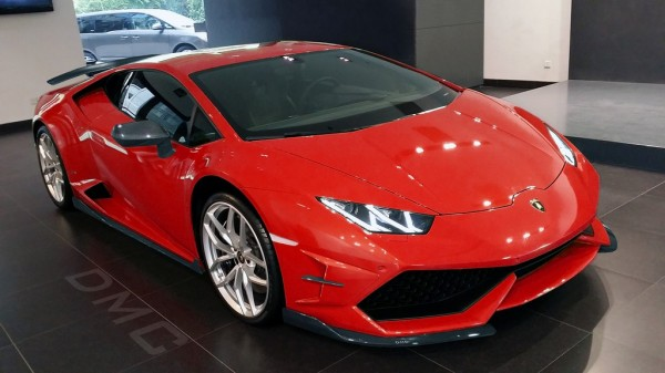 dmc affari live 1 600x337 at DMC Lamborghini Huracan Affari In the Flesh