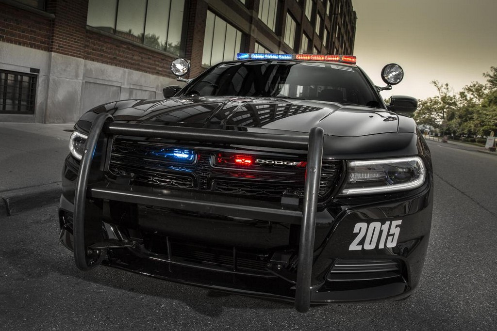 2015 Dodge Charger Pursuit Police Car Unveiled