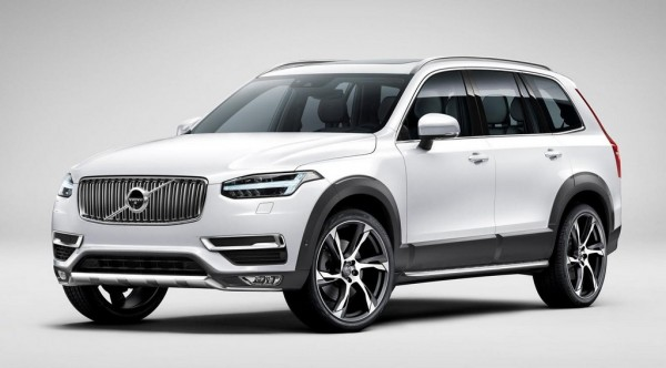 2015 Volvo XC90 x 600x332 at 2015 Volvo XC90 Revealed with Fancy New Looks