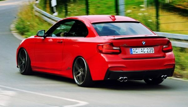 AC Schnitzer BMW M235i 0 600x342 at AC Schnitzer BMW M235i Revealed in Full
