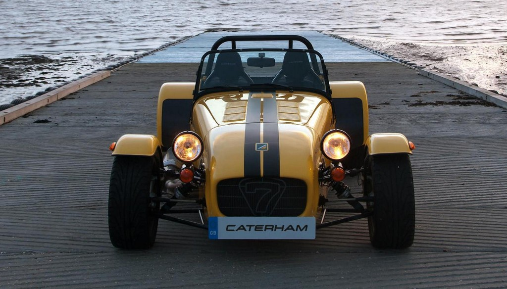 Caterham Superlight R600 Supercharged Revealed