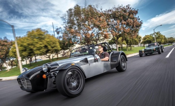 Caterham Seven US 2 600x365 at Caterham Seven 480 and 360 Announced for US Market