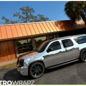 Chrome Yukon Denali 11 175x175 at Chrome GMC Yukon Denali by Metro Wrapz & Forgiato