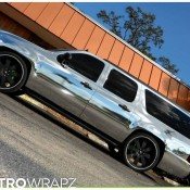 Chrome Yukon Denali 12 175x175 at Chrome GMC Yukon Denali by Metro Wrapz & Forgiato