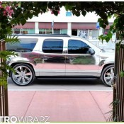 Chrome Yukon Denali 13 175x175 at Chrome GMC Yukon Denali by Metro Wrapz & Forgiato