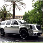 Chrome Yukon Denali 14 175x175 at Chrome GMC Yukon Denali by Metro Wrapz & Forgiato