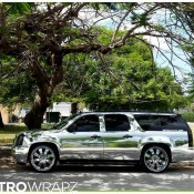 Chrome Yukon Denali 15 175x175 at Chrome GMC Yukon Denali by Metro Wrapz & Forgiato