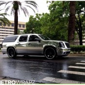 Chrome Yukon Denali 2 175x175 at Chrome GMC Yukon Denali by Metro Wrapz & Forgiato