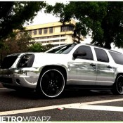Chrome Yukon Denali 3 175x175 at Chrome GMC Yukon Denali by Metro Wrapz & Forgiato