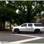 Chrome Yukon Denali 4 175x175 at Chrome GMC Yukon Denali by Metro Wrapz & Forgiato