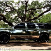 Chrome Yukon Denali 6 175x175 at Chrome GMC Yukon Denali by Metro Wrapz & Forgiato