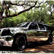 Chrome Yukon Denali 9 175x175 at Chrome GMC Yukon Denali by Metro Wrapz & Forgiato