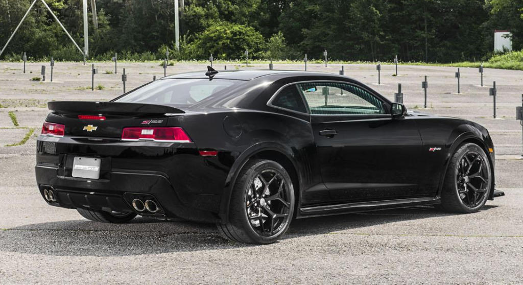 GeigerCars Camaro Z/28 Revealed with 620 PS
