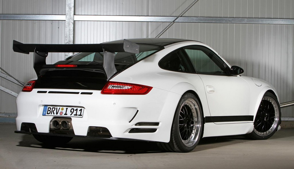 Ingo Noak Porsche 997 Wide Body