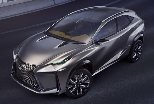 Lexus Design Language 1 600x406 at Lexus Design Language: Why It Makes Sense
