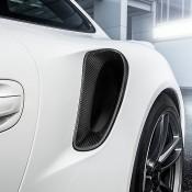 TECHART Porsche 911 Turbo 7 175x175 at TECHART Porsche 911 Turbo Gets 580 hp Power Kit