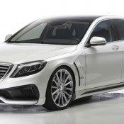 Wald Mercedes S Class 5 175x175 at Official: Wald Mercedes S Class W222 Black Bison