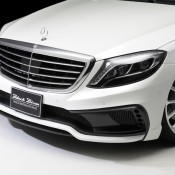 Wald Mercedes S Class 7 175x175 at Official: Wald Mercedes S Class W222 Black Bison