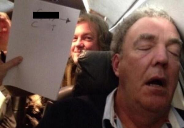 clarki warning 600x420 at BBC's Head of TV Gives Jeremy Clarkson Final Warning